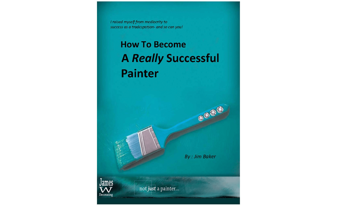 How To Become A Really Successful Painter